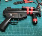 401custom マルイ MP5K カスタム