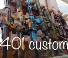 401 custom